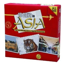 10 Days in Asia - Exodus Books