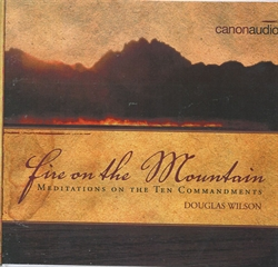 Fire on the Mountain - CD