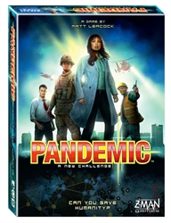 Pandemic - Exodus Books