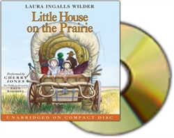 Little House On The Prairie - Audio CD
