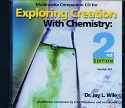 Exploring Creation With Chemistry - Companion CD (old)