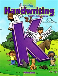 Reason for Handwriting K