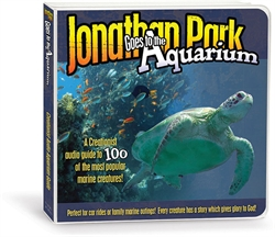 Jonathan Park Goes to the Aquarium - CD