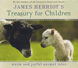James Herriot's Treasury for Children - Audio Book (CD)