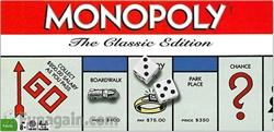 Monopoly - Exodus Books