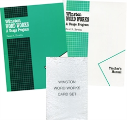 Winston Grammar Word Works - Set