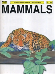 Mammals - Coloring Book