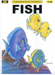 Fish - Coloring Book - Exodus Books