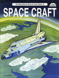 Space Craft - Coloring Book