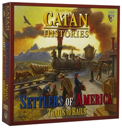 Catan Histories: Settlers of America - Exodus Books