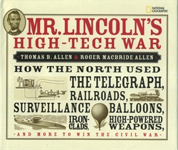 Mr. Lincoln's High-Tech War - Exodus Books