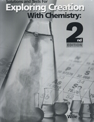 Exploring Creation With Chemistry - Solutions and Tests (old)
