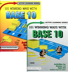 101 Winning Ways with Base 10 - 2 Vol - Exodus Books