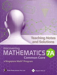 Dimensions Mathematics 7A - Teaching Notes & Solutions