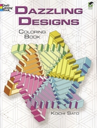 Dazzling Designs - Coloring Book