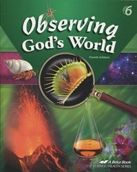 Observing God's World - Student Text