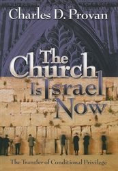 Church is Israel Now