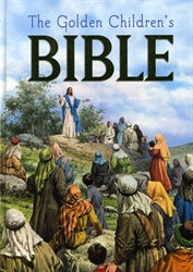 Golden Children's Bible - Exodus Books