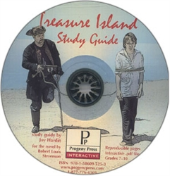 Treasure Island - Progeny Press Guide CD