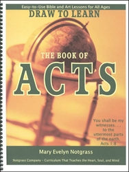 Draw to Learn - The Book of Acts