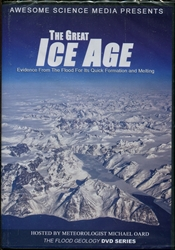 Great Ice Age DVD