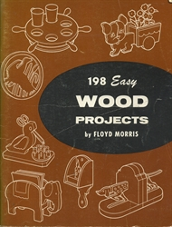 198 Easy Wood Projects - Exodus Books