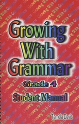 Growing with Grammar Level 4 Student Manual