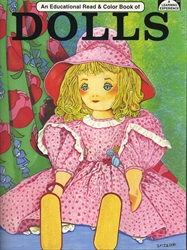 Dolls - Coloring Book