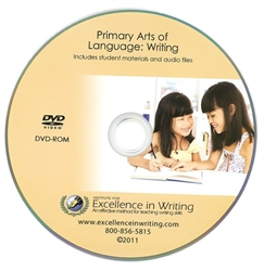 Primary Arts of Language: Writing DVD-ROM - Exodus Books