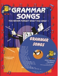 Grammar Songs with CD