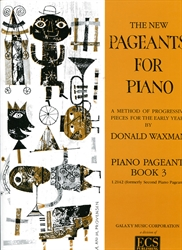 New Pageants for Piano, Book 3