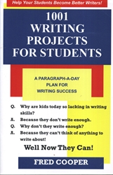 1001 Writing Projects for Students - Exodus Books
