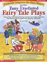 Zany Fractured Fairy Tale Plays - Exodus Books