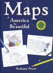 America the Beautiful - Maps