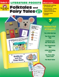 Literature Pockets: Folktales and Fairy Tales K-1