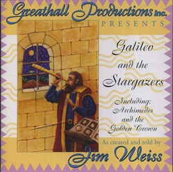 Galileo and the Stargazers - CD
