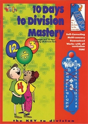10 Days to Division Mastery - Exodus Books