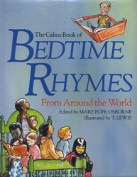 Calico Book of Bedtime Rhymes