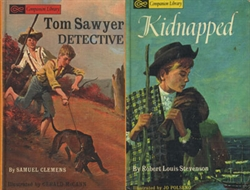 Tom Sawyer Detective / Kidnapped