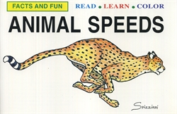 Animal Speeds - Exodus Books