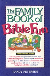Family Book of Bible Fun - Exodus Books