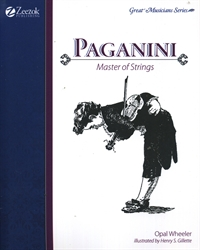 Paganini, Master of Strings