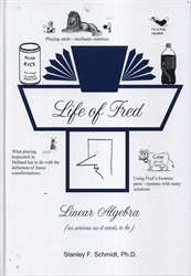 Life of Fred: Linear Algebra (old)