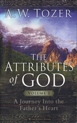 Attributes of God Volume 1