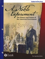 Noble Experiment Student Activity Book