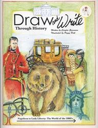 Draw & Write Through History Book 5 - Exodus Books