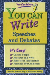 You Can Write Speeches and Debates - Exodus Books