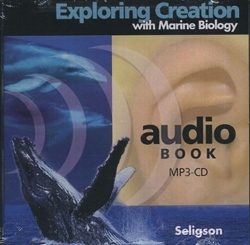 Exploring Creation With Marine Biology - Audio Book
