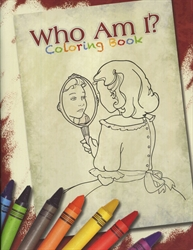 Who Am I? - Coloring Book