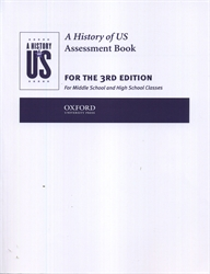 History of US Assessment Book for the 3rd Edition